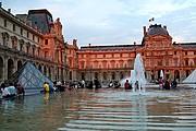 Musee du Louvre, Paris, Francia