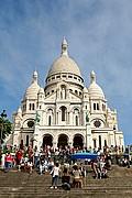 Sacre Coeur, Paris, Francia
