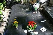 Cementerio Montmartre, Paris, Francia