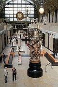 Photo of Paris, Musee d Orsay, France