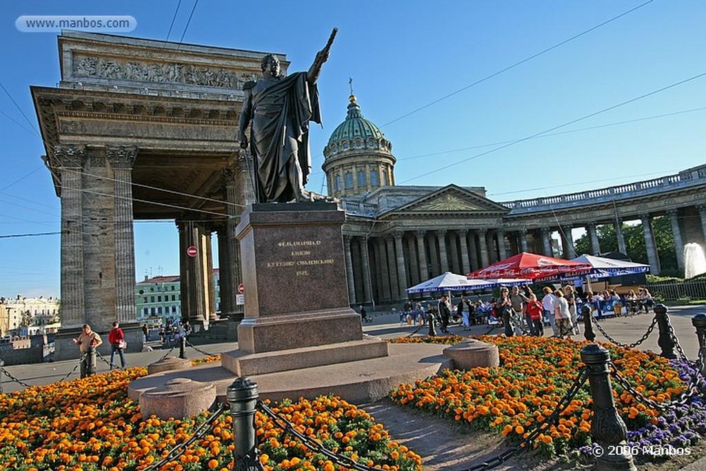 San Petersburgo San Petersburgo