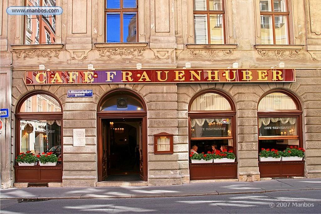 Viena Iglesia Kaisergruft Viena