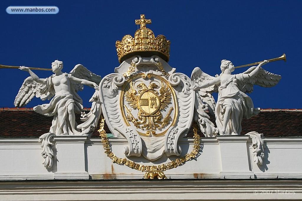 Viena Hofburg Viena