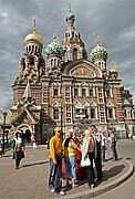 Photo of Saint Petersburg, Church of the Savior on Blood, Russia