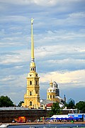 Photo of Saint Petersburg, Peter and Paul Fortress, Russia
