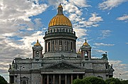 Photo of Saint Petersburg, St. Isaak Cathedral, Russia