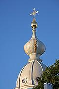 Iglesia de San Nicolas de los Marinos, San Petersburgo, Rusia