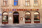 Cafe Frauenhuber, Viena, Austria