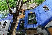 Hundertwasserhaus, Viena, Austria