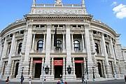 Burgtheater, Viena, Austria