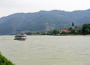 Rio Danubio, Valle del Danubio, Austria