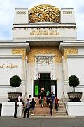 Edificio Secesion, Viena, Austria