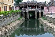 Puente japones cubierto, Hoi An, Vietnam