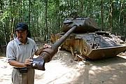 Tuneles de Cu Chi, Tuneles de Cu Chi, Vietnam