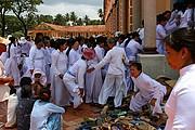 Templo Caodaista, Tay Ninh, Vietnam