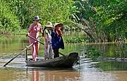 Poblado de Pescadores, Can Tho, Vietnam