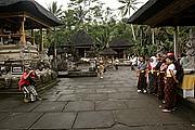 Tirta Empul Tampaksiring, Bali, Indonesia