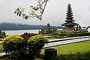 Pura Uluun Danu Bratan, Bali, Indonesia