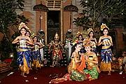 Palacio de Ubud, Bali, Indonesia