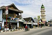 Kumai, Borneo, Indonesia