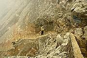 Volcan Kawah Ijen, Java, Indonesia