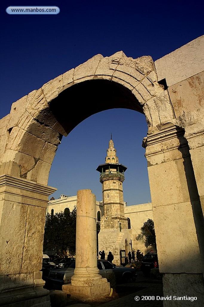 Damasco Palacio de Azem Damasco Damasco