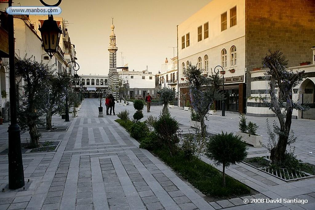 Damasco Barrio Cristiano de Damasco Damasco