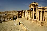 Foto de Palmira, Siria - Anfiteatro Romano de Palmira