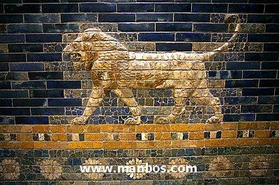 Puerta de Istar de Babilonia,  Berlin