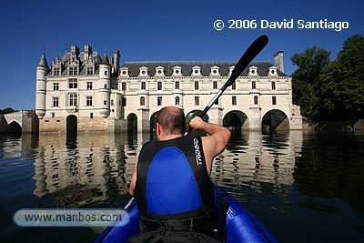 Castillo de Chenonceau - Loira - Francia