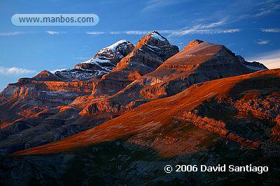 Monte Perdido - Huesca - España