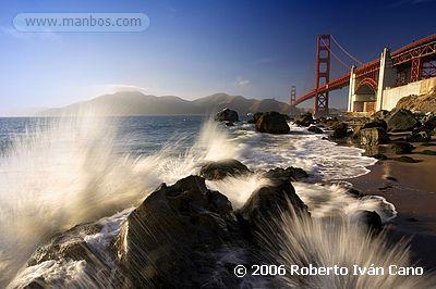 The Golden Gate - San Francisco