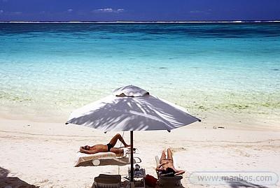 Playas de Mauricio
