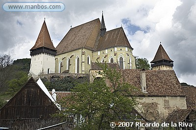 Catedral de Biertan - Rumania