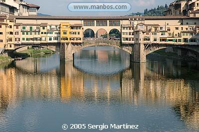 Puente Vecchio - Florencia