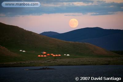 Parque Nacional Tsagann Nur - Mongolia