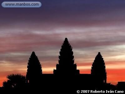 Templo Angkor Watt