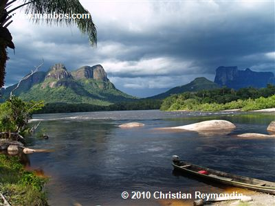 Raudal de Ceguera - Amazonas