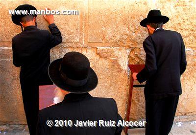 Muro de los lamentos - Jerusalen