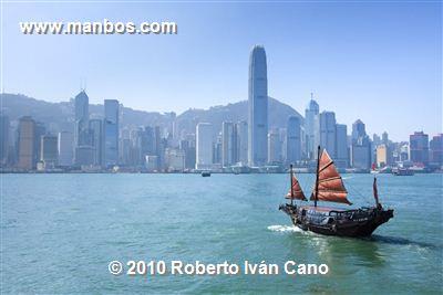 Bahia de Hong Kong