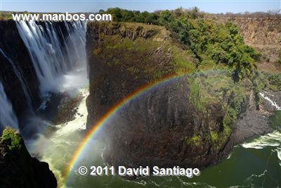 Cataratas Victoria - Zimbawe