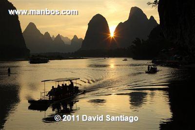 Rio Li, Guangxi - China