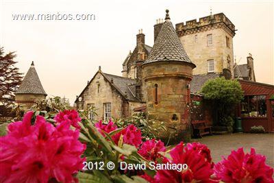 Duart Castle, Isla de Mull, Escocia