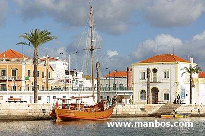 Puerto de Portimao, Arade - Portugal