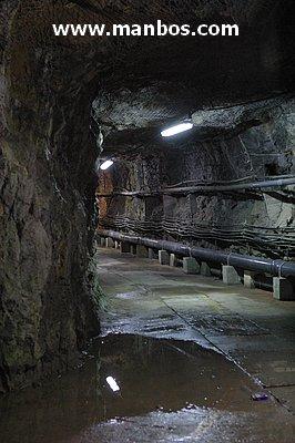 Tuneles de la II Guerra Mundial, Gibraltar