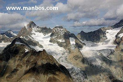 Alpes Suizos, Suiza