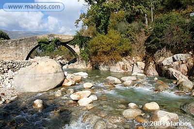 Puente Parral en Jarandilla de la Vera
