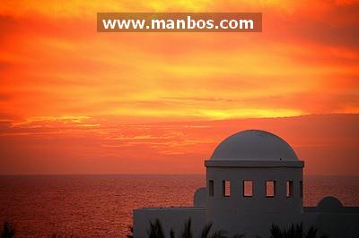 Puesta de Sol en Playa Blanca, Lanzarote