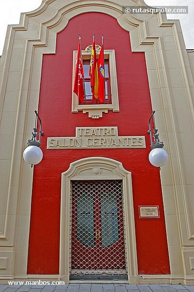 Alcazar de San Juan Fachada Ciudad Real
