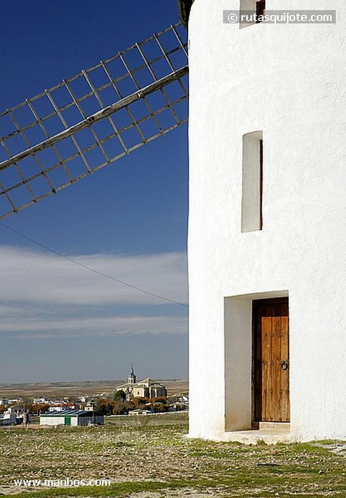 Tembleque Molino Toledo